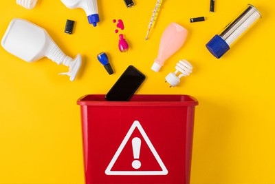 Household Hazardous Waste & Tire Collection Events